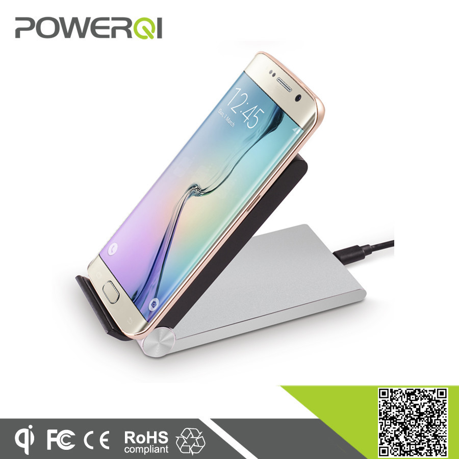 Universal Qi standard 3 coils wireless charger for gionee mobile phone