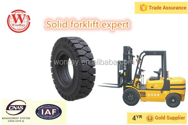 Best price high quality flatless 16 x 6 x 8 gomme piene pneus avion forlift solid tyres