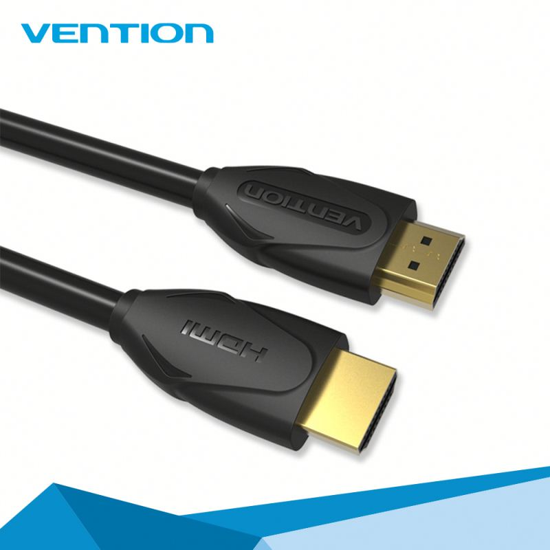 OEM ODM new style Vention gold hdmi