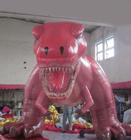 25ft Custom Shape Giant Inflatable Triceratops