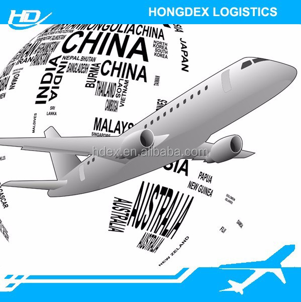 Fast shipping service low air freight rates China to Brisbane