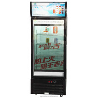 "2015 New 42"" transparent screen for fridge door, Clear and cool transparent LCD display for advertising"