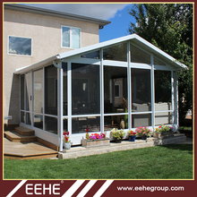 Shade house frames aluminium frame glass house winter garden pool house