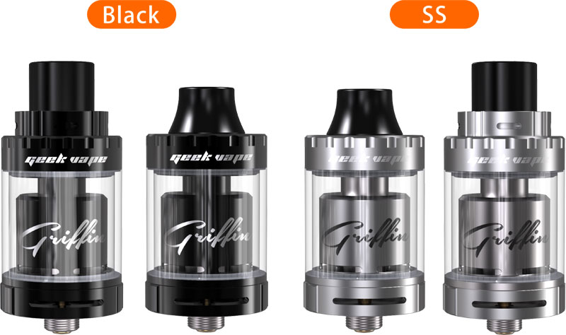 Best e cigarettes GeekVape Griffin 25 Mini RTA Atomizer Griffin tank from swib