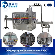 Pet bottle soft drink production line bulk products from china