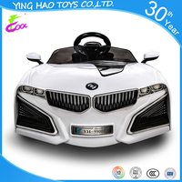 Simulation Toy Car Battery Operated Ride On Car Kids Electric Power Wheels