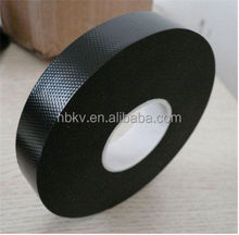 Rubber self fusing amalgamating tape