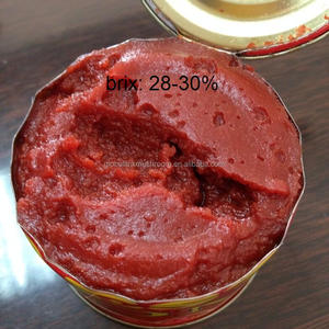 Canned Tomato Paste Sauce China Factory