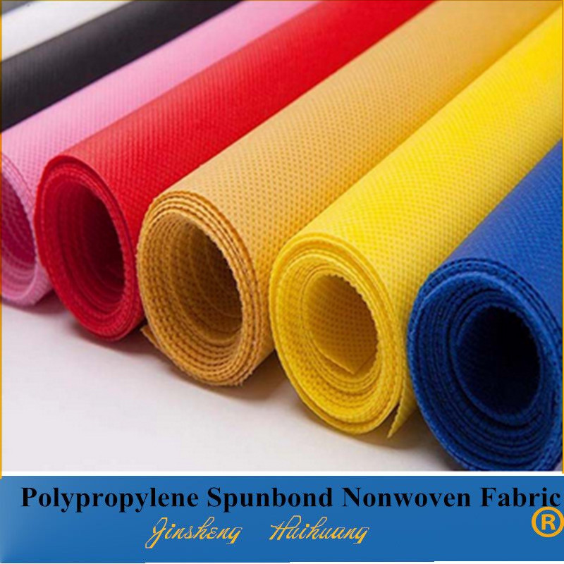 Guangzhou Factory Price 100 % pp nonwoven fabric in china