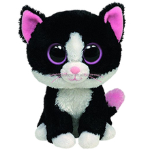 2015 Ty plush big eyes cat toys stuffed soft plush cat toy