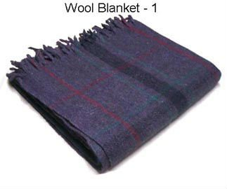 Yoga Wool blanket