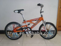 "20"" aluminum alloy frame BMX lightweight bicycle bike china bicycle factory"