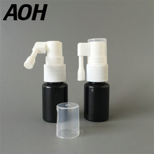 New Products Empty Mouth Spray Pet Plastic Bottle