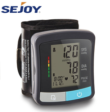 Intelligent Medical Digital Wrist Blood Pressure Meter