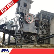 used jaw crusher, stone making machine for Indonesia