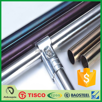 201 Stainless Steel tube free sample manufacturer price