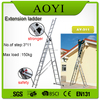 AY as seen on tv multi tool safety lock aluminum step ladder folding container house