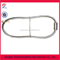 lifting loops for concrete construct 6*19+fc 10mm