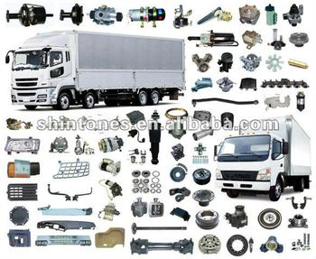 Spare Parts for Mitsubishi Fuso and Canter Truck Super Great Custom F380 F350 F355 F320 FIGHTER