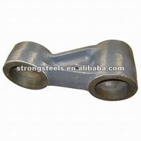 Qingdao stainless steel casting lever of high speed train