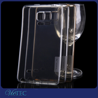 For Samsung Galaxy Note Edge N9150 Clear Plastic Phone Case