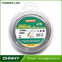 Huayu EPA,GS Certifacate Grass Cutter Nylon Line Wires For Grass Cutting Brush Cutter Parts SR-BC760 Trimmer Line