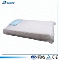 Factory Price disposable single bed cover for massage center