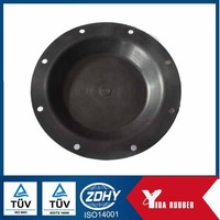 China OEM High Quality Strength Resistance Rubber Diaphragm for Valves