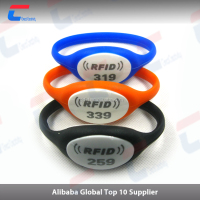Hot sale promotional rfid smart wrist watch with high quality chip