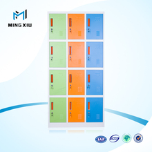 MingXiu Top Quality Factory Direct Price Assured Safe Steel Locker Cabinet For Gym