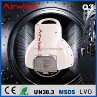 Airwheel factory CE,ROHS certificated powered unicycle leisure exercise and our door sports equipment electric bike motor kit