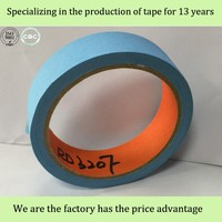 tesa tape and masking tape painting freely sample