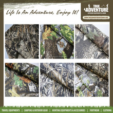 realtree outdoor hunting military camouflage fabric
