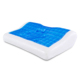 New Style Thin Memory Foam Cooling Neck Aqua Gel Hospital Pillow With Removable Washable Cover