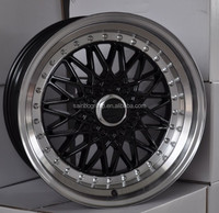Best Performance Racing Alloy Car Wheel BBS replica 15 inch 16 inch 17 inch 18 inch
