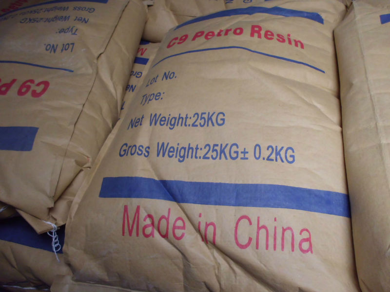 factory price petroleum resin c9 for adhesive (BV Certification main product)