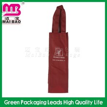 Innovative and popular wine/bottle non woven water bottle pocket tote bags