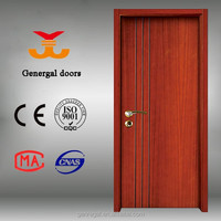 CE/ISO9001 new luxury 2015 room door wood