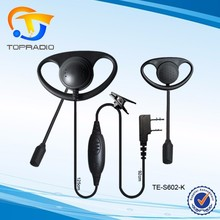 Walky Talky Headset Earpeice Earphone For BFDX BF-5118 BF-5208 BF-350 BF-360 BF-320 BF-330 BF-8100 BF-8100S Walky Talky Headset