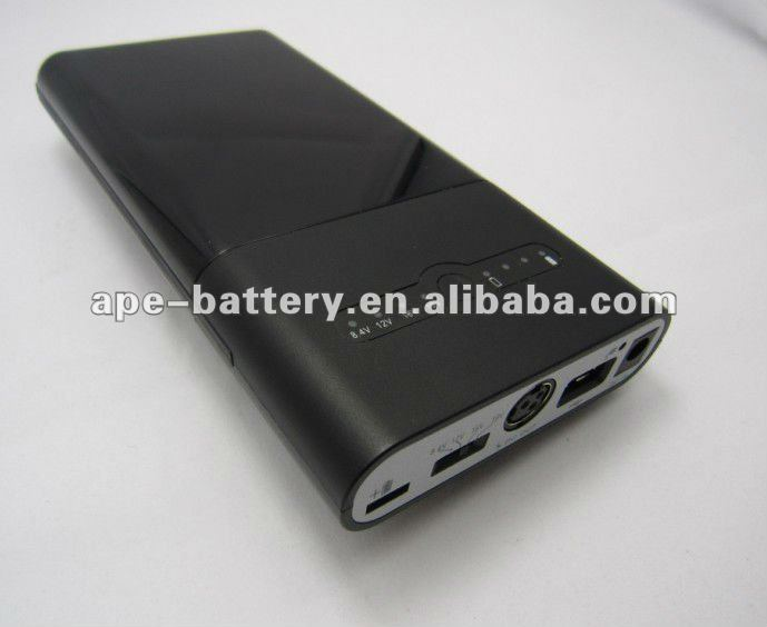 external usb laptops backup battery cases for macbook pro/air notebook tablet pc mobile phone GPS Nokia HTC iPhone4 iPod iPad
