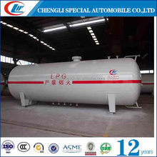 different size lpg gas tank 5-60cbm used lpg tank for sale