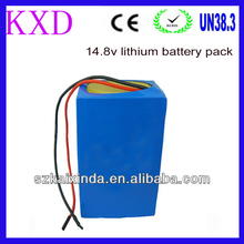 lithium battery for golf cart with higher capacity 20Ah 14.8v
