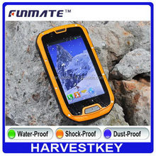 Best quality top sell S09 4.0 inch IP68 Waterproof rugged mobile cellphone with ip67