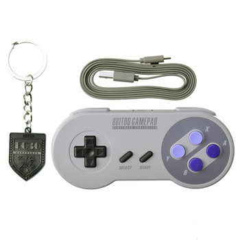 Wholesale 8Bitdo SNES30 GamePad Pro Wireless Joypad Controller for Android/iOS/PC/Mac