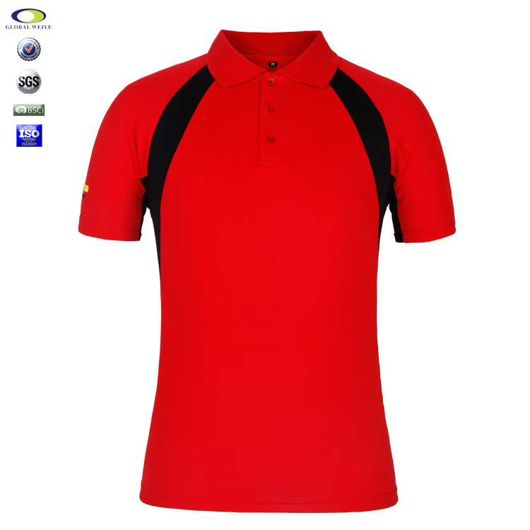 Wholesale Sample Raglan Uniform Polo Shirt For Man