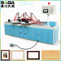 SZ5-SA High Frequency Wooden Photo Frame Joint Machine