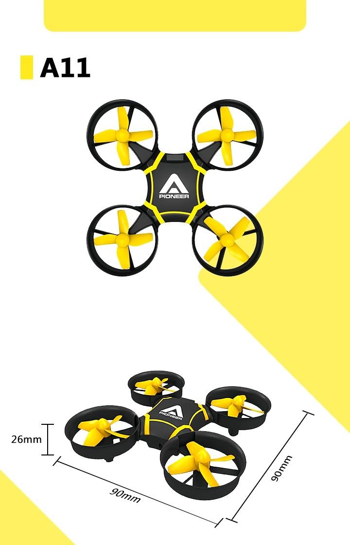 drone mi