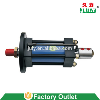 best sale JULY custom hydraulic cylinder for power vacuum lifter