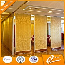 Conference Room , Hotel Partition Finished Movable Wall