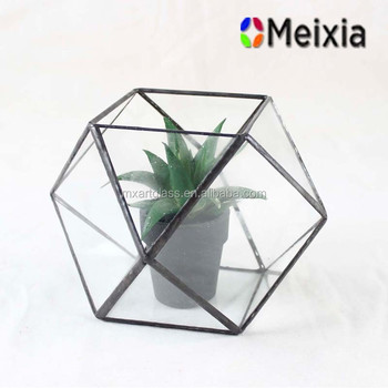 MX130093 Clear Glass Vase Wholesale